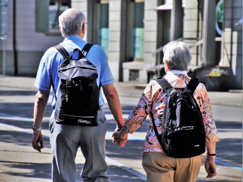 健康で長生きするなら「外出」がポイント