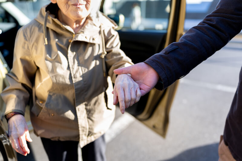 高齢者に必要なのは、コミュニティ